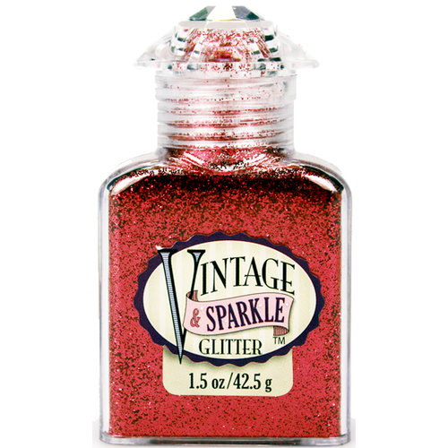 Advantus - Sulyn Industries - Vintage and Sparkle Glitter - The Red Carpet