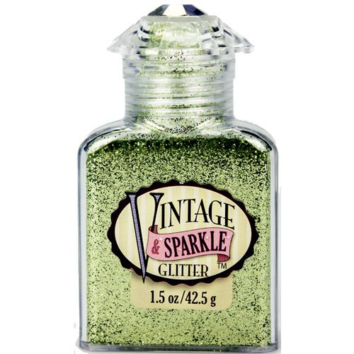 Advantus - Sulyn Industries - Vintage and Sparkle Glitter - Hollywood Hills