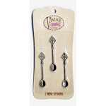 Advantus - Sulyn Industries - Vintage and Sparkle Glitter - Mini Glitter Spoons - 3 Pack
