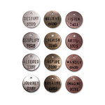 Tim Holtz - Idea-ology - Philosophy Tags