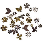 Advantus - Tim Holtz - Idea-ology - Metal Foliage