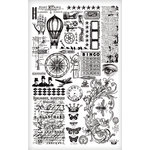 Tim Holtz - Idea-ology Collection - Remnant Rub - Elements