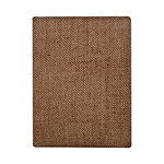 Tim Holtz - District Market Collection - Idea-ology - 6 x 8 Burlap Canvas Panel - Bare