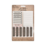 Tim Holtz - Idea-ology Collection - Label Clips