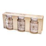 Advantus - Tim Holtz - Idea-ology Collection - Mini Mason Jars