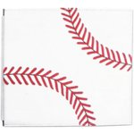 Creative Imaginations 12 x 12 Sports Albums - Baseball