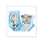 Creative Imaginations - Sea World Scrapbook Kit
