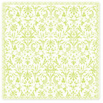 Creative Imaginations - Narratives - Honeydew Collection by Karen Russell - Victorian Die Cut Paper - Honeydew Victorian, CLEARANCE