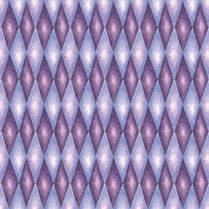 Creative Imaginations - Wizard Collection by Renae Lindgren - 12x12 Paper - Purple Harlequin