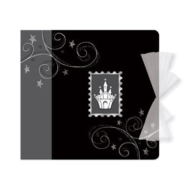 Creative Imaginations - Magic Collection - 12x12 Album - Magic Castle
