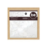 Creative Imaginations - Bare Elements - D-Mensions - Die Cut Chipboard with Adhesive Dots - Dinosaur, CLEARANCE