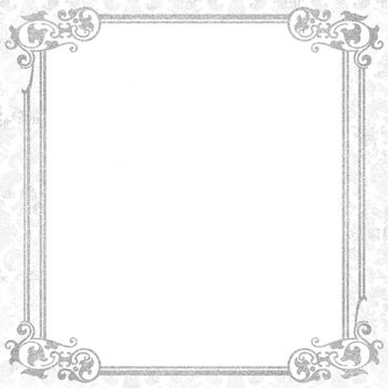 Creative Imaginations - Art Warehouse by Danelle Johnson - Radiance Collection - 12 x 12 Glitter and Foil Paper - Radiance Frame, CLEARANCE