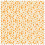 Creative Imaginations - Narratives - Bloom Collection - 12 x 12 Die Cut Paper - Bouquet Sunshine, CLEARANCE