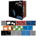 Creative Imaginations - Star Wars Collection - 8 x 8 Pre-Designed Album