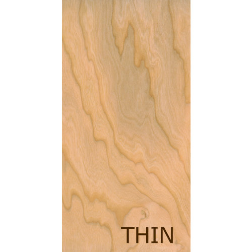 Creative Imaginations - Real Wood Collection - 6 x 12 Thin Wood Veneer Paper - Cherry