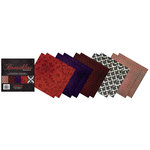 Creative Imaginations - Breathless Collection - 8 x 8 Paper Pack