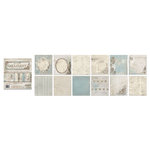 Creative Imaginations - Gallivant Collection - 6 x 6.75 Paper Pad