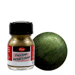Splash of Color - Viva Colour - Precious Metal Effect Paint - Olive