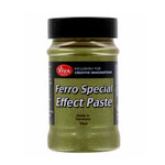 Splash of Color - Viva Colour - Ferro Special Effect Paste - Gold Green