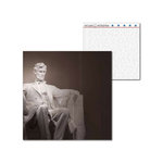 Splash of Color - Washington DC Collection - 12 x 12 Double Sided Paper - Lincoln