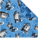 Creative Imaginations - Star Wars Collection - 12 x 12 Double Sided Paper - Artoo