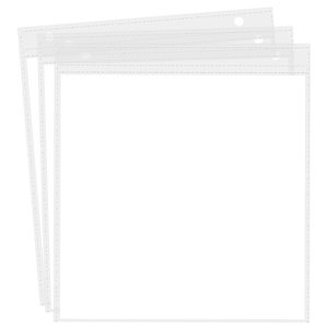 Creative Imaginations 8 x 8 Sports Albums - 404 Refill Page Protectors