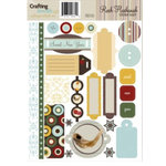 Crafting Jewish Style - Rosh Hashanah Collection - Cardstock Stickers - Sheet One