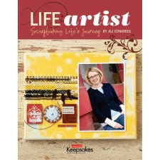 Creating Keepsakes - Life Artist - by Ali Edwards