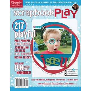 Simple Scrapbooks - Scrapbook Play , CLEARANCE