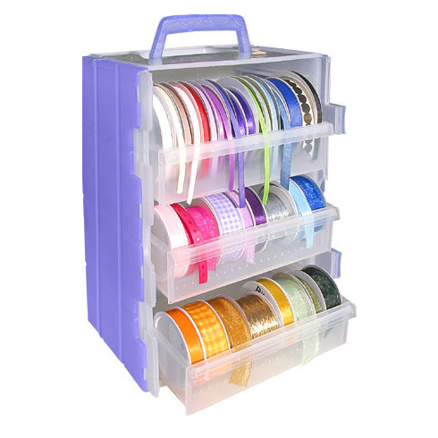 Craft Locker - Ribbon Storage