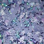 Clever Handmade - Sequins - Lavender