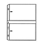 C-Line - Memory Book - Page Protectors - 5 x 7 Photo Holder - 50 Pack