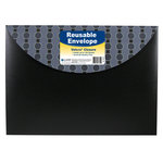 C-Line - Reusable Envelope with Velcro Closure - Circle Series