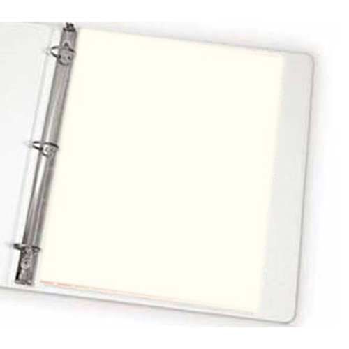 C-Line - Memory Book - Page Protectors - 8.5 x 11 Clear - Top Loading - 50 Pack