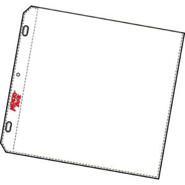 C-Line - Memory Book - Page Protectors - 12 x 12 Non Glare - Top Loaders - 25 Pack