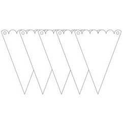 Clear Scraps - Clear Album - Banner, CLEARANCE