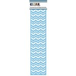 Clear Scraps - Mascils - Border Masking Stencil - Chevron