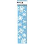 Clear Scraps - Mascils - Border Masking Stencil - Nordic Snowflakes
