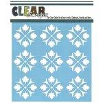 Clear Scraps - Mascils - 12 x 12 Masking Stencil - Celtic