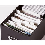 Croppin' Companion - Small Tabbed Dividers - Set of 6