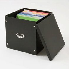 Croppin' Companion - Large - 13x13x13 - Storage Cube with Four Dividers