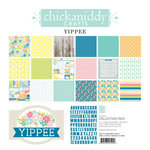 Chickaniddy Crafts - Yippee Collection - 12 x 12 Collection Pack