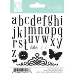 Chickaniddy Crafts - Yippee Collection - Clear Acrylic Stamps