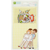 Colorbok - Making Memories - Sarah Jane Collection - Paper Dolls - Girl