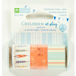 Colorbok - Making Memories - Sarah Jane Collection - Masking Tape - Boy