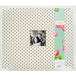 Colorbok - Making Memories - Modern Millinery Collection - 12 x 12 Lace Album - 3 Ring