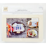 Colorbok - Heidi Grace Designs - Tweet Memories Collection - Chipboard Book Kit