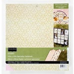 Colorbok - Victorian Parlour Collection - 12 x 12 Specialty Paper Pad - Basics
