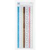 Colorbok - Heidi Grace Designs - Daydream Collection - Fabric Stickers - Borders