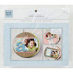 Colorbok - Heidi Grace Designs - Daydream Collection - Chipboard Book Kit